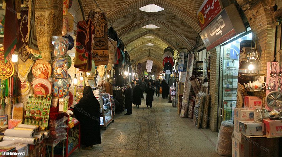Zanjan Traditional Bazaar 1