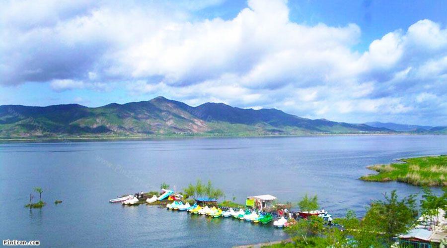 Zarivar Lake 2