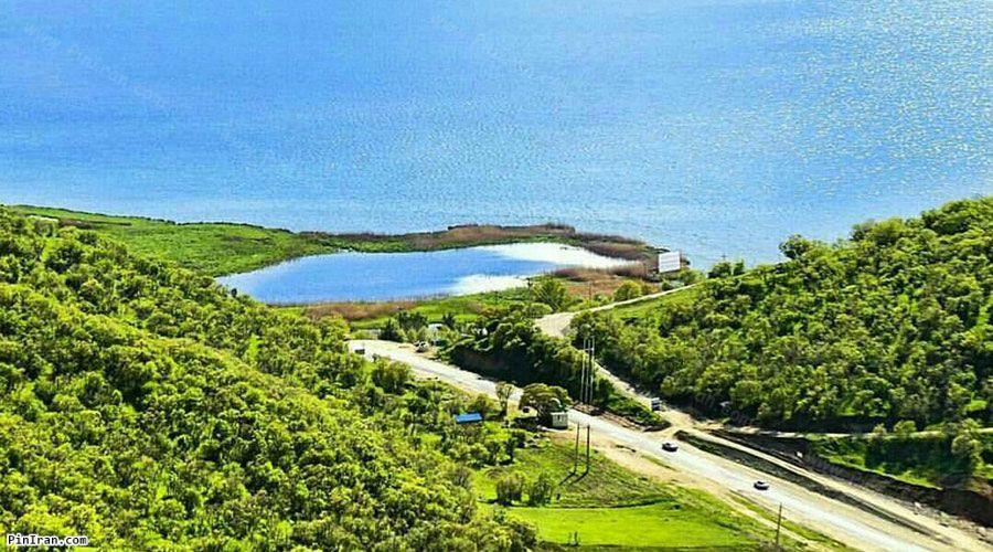 Zarivar Lake 3