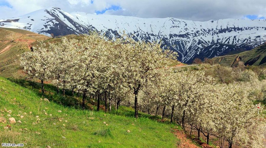 What are the best times of the year to travel to Iran?