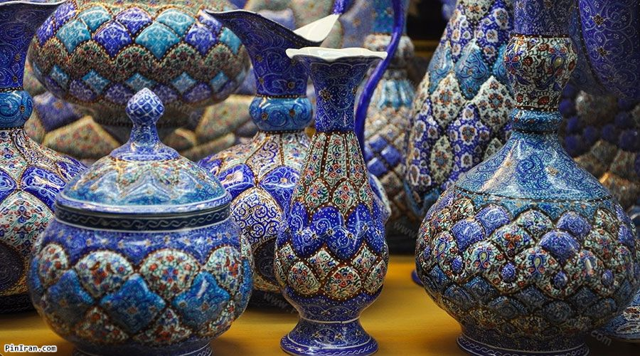 Can I buy souvenirs like Persian rugs in Iran?