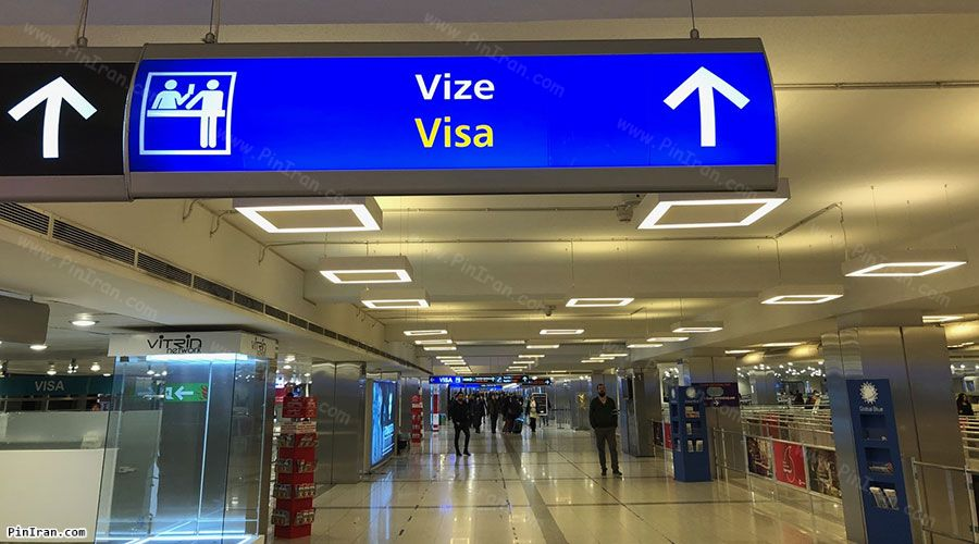 Can I get a visa at the airport on arrival in Iran?