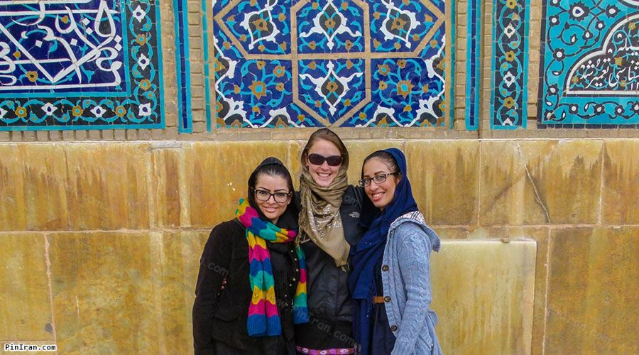 Is Iran safe for American women?